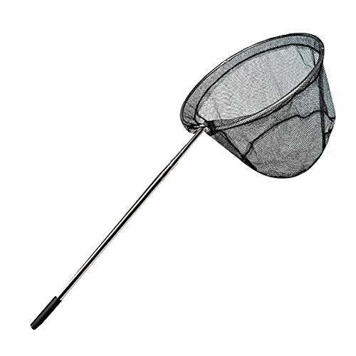 Fishing Net Butterfly Net Telescopic Insect Net Perfect for Kids Catching Bugs Small Fish, Handle Extends to 32 Inches (17)