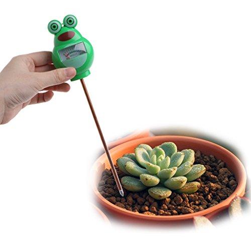 Jiamins Boden Feuchtigkeit Tester Luftfeuchtigkeit Meter Detektor Testen Werkzeug für Garten Pflanze Blume