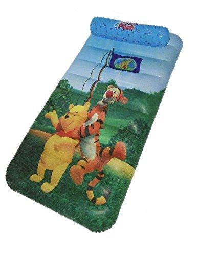 Materassino Gonfiabile Winnie the pooh e Tigro Disney mare piscina *05531