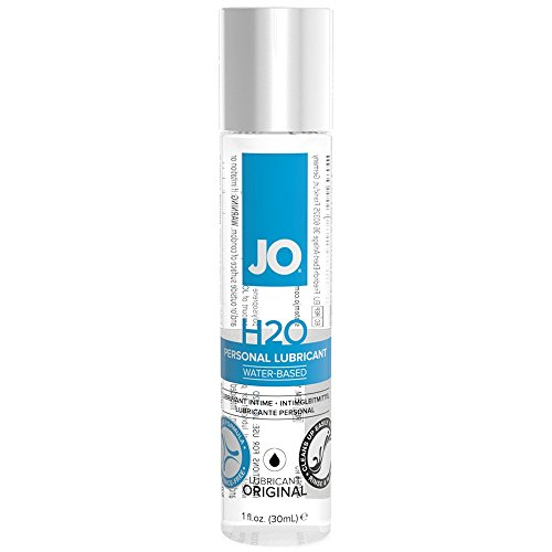 JO H20 Water Based Lube (1 oz.)