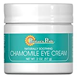 Puritan's Pride Chamomile Soothing Eye Cream-2 oz Cream