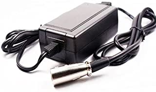 36V 1.8A Battery Charger Works with Electric Scooter X-Treme X-600Mongoose M750 GT-750