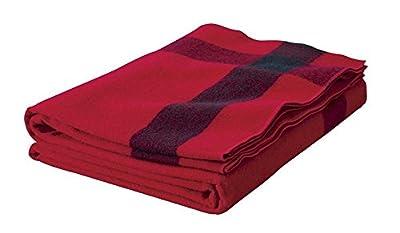 Civil War Replica, Red Wool Blanket