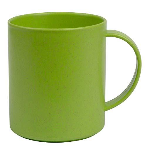 TOPICO Kaffee-Becher STRONGLY, Farbe:grün