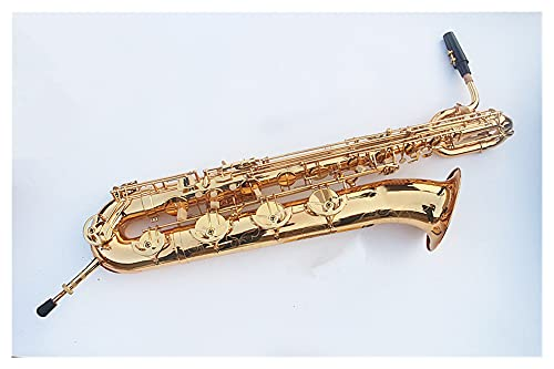 Saxophone Straight E Flat Baritone Big Saxophone