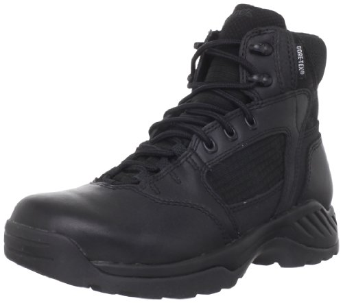 Danner Women's Kinetic 6 Inch Boot,Black,8 M US