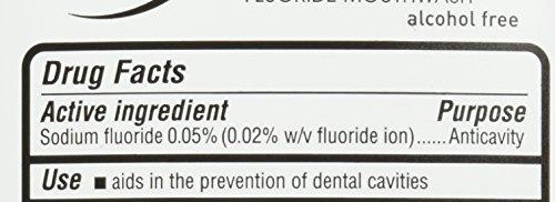 ACT Anticavity Flouride Mouthwash Mint
