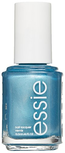 essie Nail Polish, Glossy Shine Finish, Beach Bum Blu, 0.46 fl. oz.