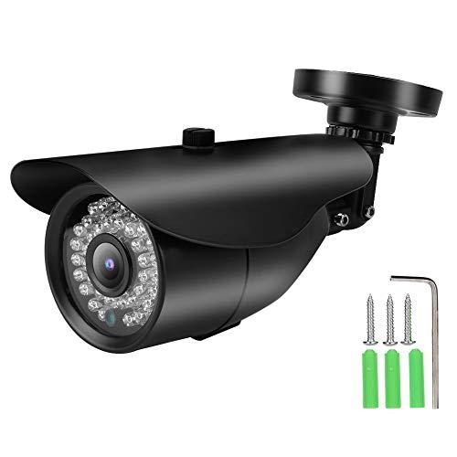 IR Bullet Camera Outdoor Indoor IP66 waterdichte PAL analoge beveiligingscamera nachtzicht met OSD voor kantoor, bibliotheek, parkeerplaats, hotel, magazijn 1080p.