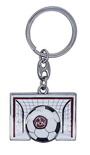1. FC Nürnberg Schlüsselanhänger Tor mit Chip