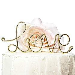 handmade vintage ~ cake topper