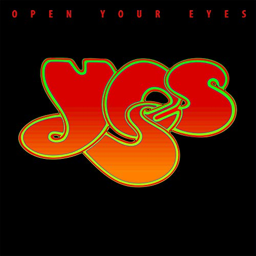 Yes - Open Your Eyes (Limited 2LP coloured) [Vinyl LP]