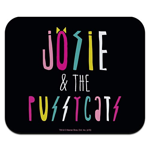 Riverdale's Josie & The Pussycats Low Profile Thin Mouse Pad Mousepad