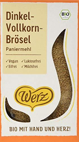 Werz Dinkel-Vollkorn-Brösel, Paniermehl (1 x 200g)