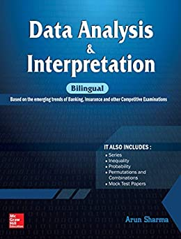 Data Analysis & Interpretation | Based on the emerging trends of Banking, Insurance and Other Competitive Examinations by [Arun Sharma]