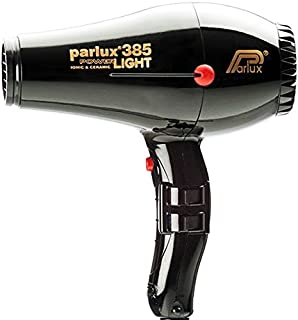 Parlux Powerlight 385 Dryer - Black