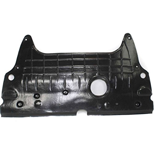 OE Replacement Hyundai Sonata Rear Lower Engine Cover (Partslink Number HY1228122)