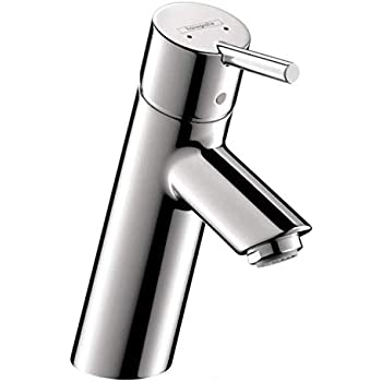 hansgrohe Talis S  Modern N/A-Handle  -inch Tall Bathroom Sink Faucet in Chrome, 32040001