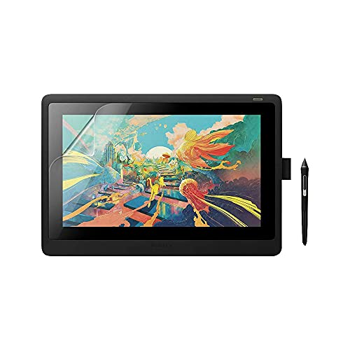 Celicious Matte Anti-Glare Film Protector Compatible with Wacom Cintiq 16 (DTK-1660) [Pack of 2]
