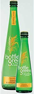 Bottle Green Ginger and Lemongrass Sparkling Presse, 750 Milliliter -- 6 per case.