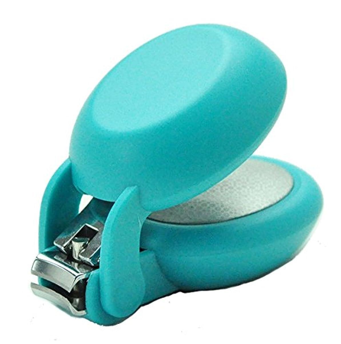 美徳パイロットいう爪切り nail clipper (ネイルクリッパー) Nail+ (ネイルプラス) Blue (ブルー)