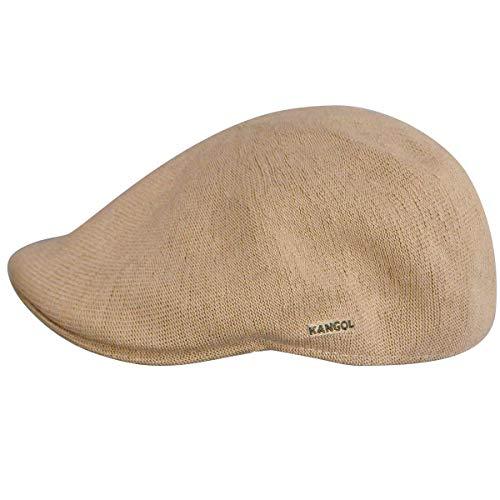 Kangol Bamboo 507 Beige Flat Cap