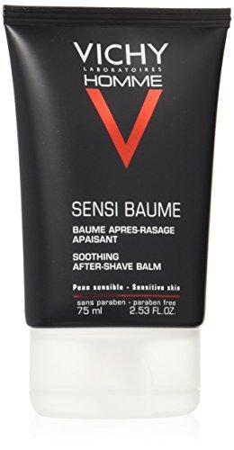 Aftershave-Balsam Homme Sensi Baume Vichy (75 ml)