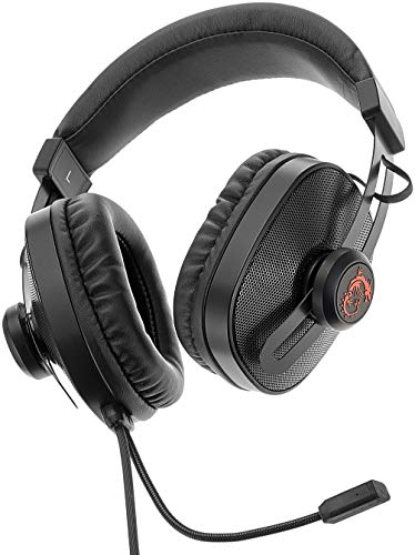 MSI S37-2100981-SH5 Gaming Headset