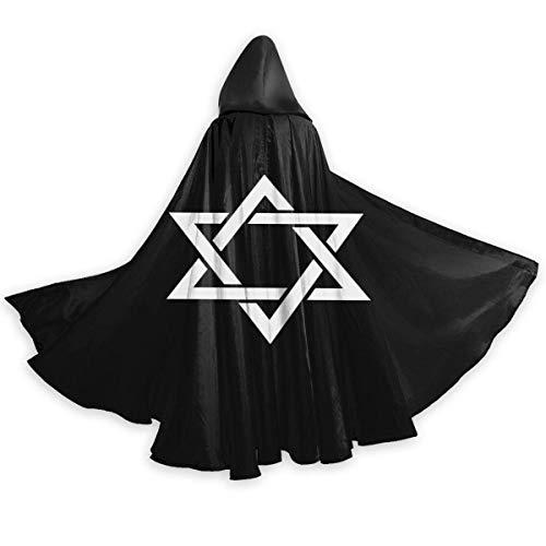 Tiffany Church Capa Capa de Adulto para Halloweenn Autnticamente judo Unisex Tnica Larga Disfraz de Halloween Capa de Uniforme Capa de Halloween 150CM