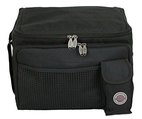 Transworld Durable Deluxe Insulated Lunch Cooler Bag (Many Colors and...