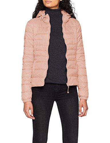 ONLY Damen Onltahoe Hood Jacket Otw Noos Jacke, Rosa (Misty Rose Misty Rose), XL EU