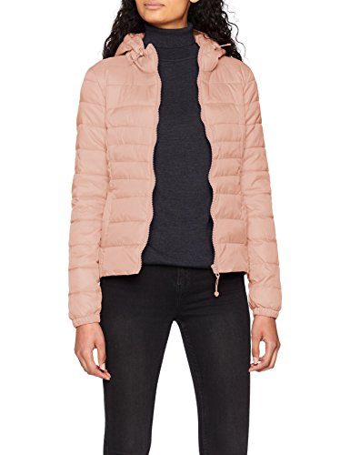 ONLY Damen Onltahoe Hood Jacket Otw Noos Jacke, Rosa (Misty Rose Misty Rose), Medium