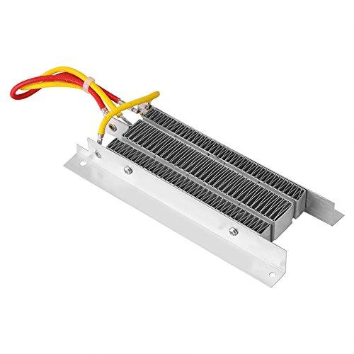 PTC Lufterhitzer 12V 400W elektrische keramische Heizkörper-thermostatische Isolierung PTC-Heizelement