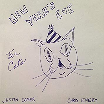 New Year's Eve for Cats