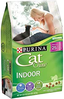 Purina 142 Cat Chow Indoor Dry Food