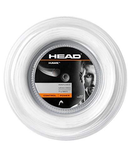 HEAD Saite Hawk Reel - 200m Weiss (100) 1,25