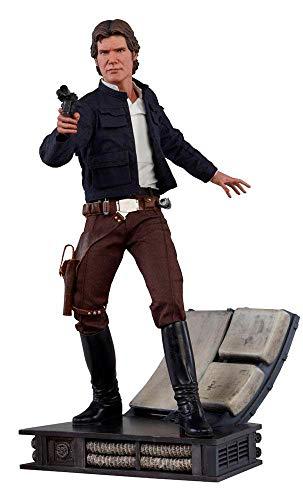 Sideshow Collectibles Boys Sideshow Han Solo Premium Format Figure, Multi
