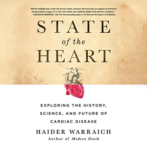 State of the Heart audiobook cover art
