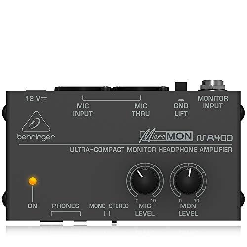 Behringer MA400 Micromon Kopfhörerverstärker