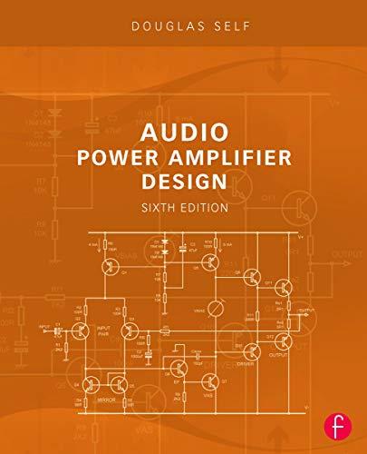 Piyebook Audio Power Amplifier Design By Douglas Self Fewglqi