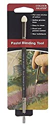 Broad and Fine Tipped Pastel Blending Tool