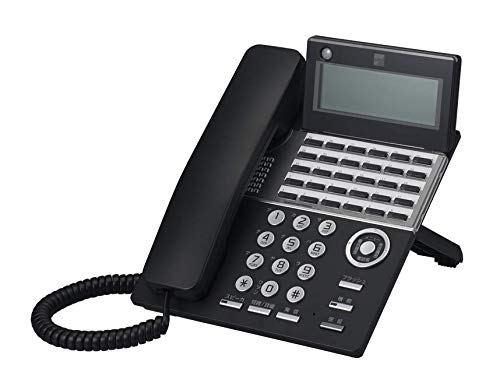 サクサ 多機能電話機 30ボタン 黒 TD820(K) TD820(K)