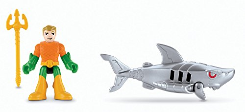 DC Super Friends Aquaman and Robo Shark 2