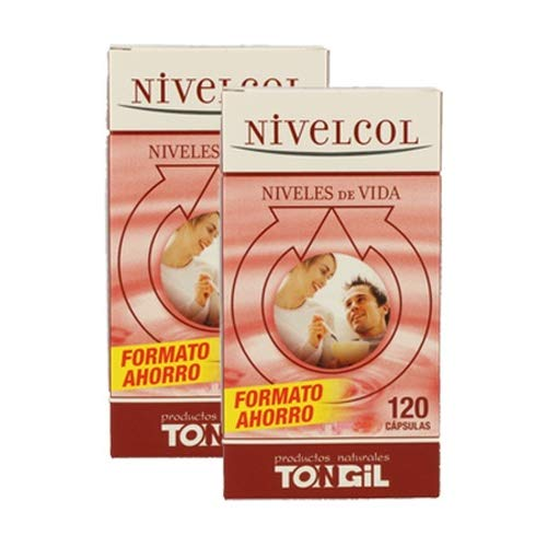 TONG-IL - Nivelcol 120 cápsulas (Pack 2 und.)