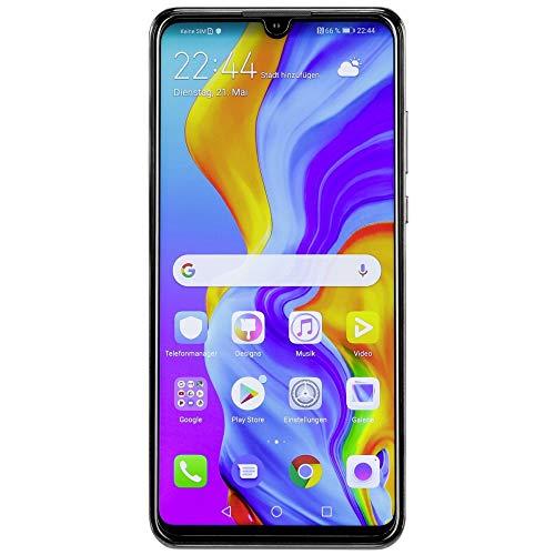 Huawei P30 Lite Dual SIM 128GB 4GB RAM MAR-LX1A Weiß SIM Free