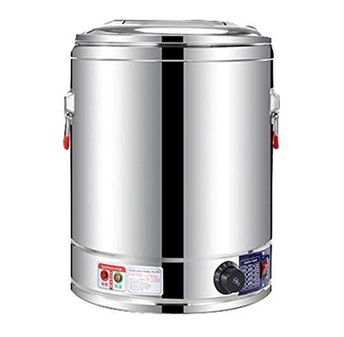 Hogar y Comercial 304 Acero Inoxidable Cocinar Barril Multifunción Aislamiento Barril Vino Barril (30L)