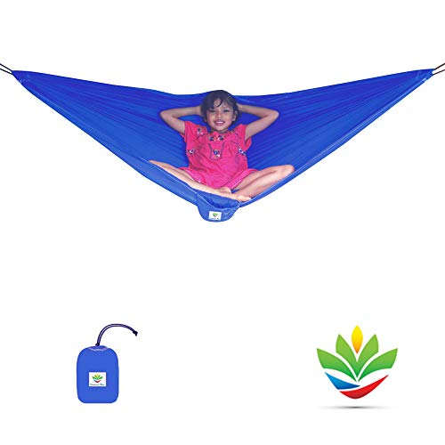 Hammock Bliss - Sky Kid Hammock - The Ideal Starter Hammock for Kids, Children & Toddlers