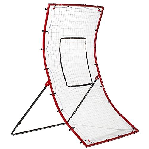 "Franklin Sports Baseball Rebounder Net - Baseball + Softball Pitchback Net + Pitching Target - All Angle Bounce Back Net - Return Fielding Trainer - 48"""