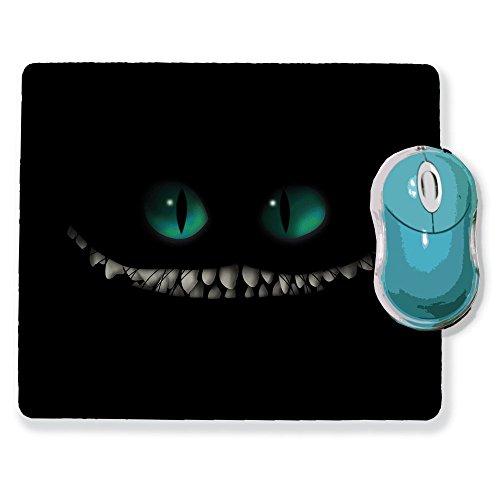 Tapis de souris Le Chat de Cheshire Dark face (Alice aux pays des merveilles) - Chamalow shop
