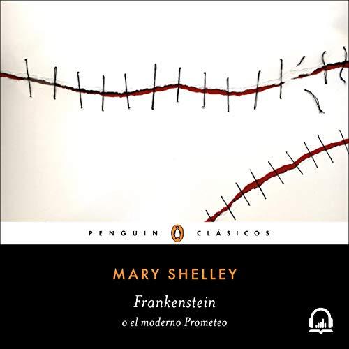 Frankenstein o el moderno Prometeo [Frankenstein or the Modern Prometheus] audiobook cover art